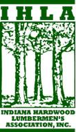 Indiana Hardwood Lumbermens Association Logo
